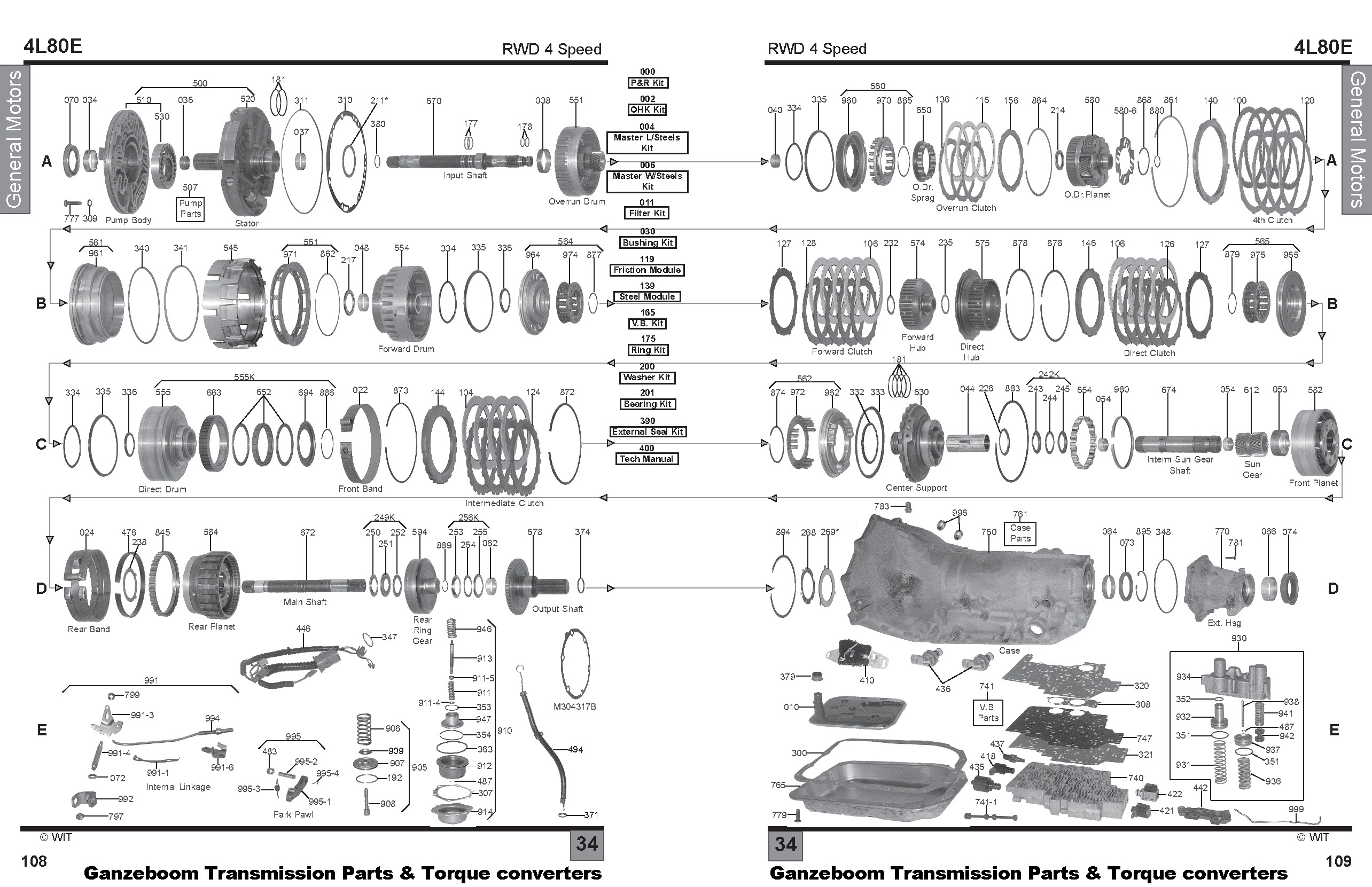 Automatic Transmission exploded views | Page 2 | GM Truck Club ForumGM Truck Club Forum