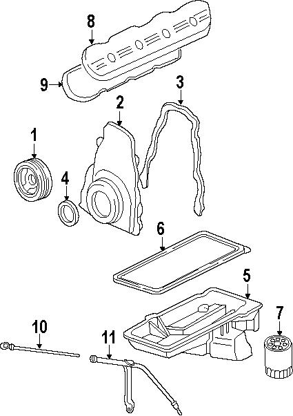chevrolet 5 3 engine diagram