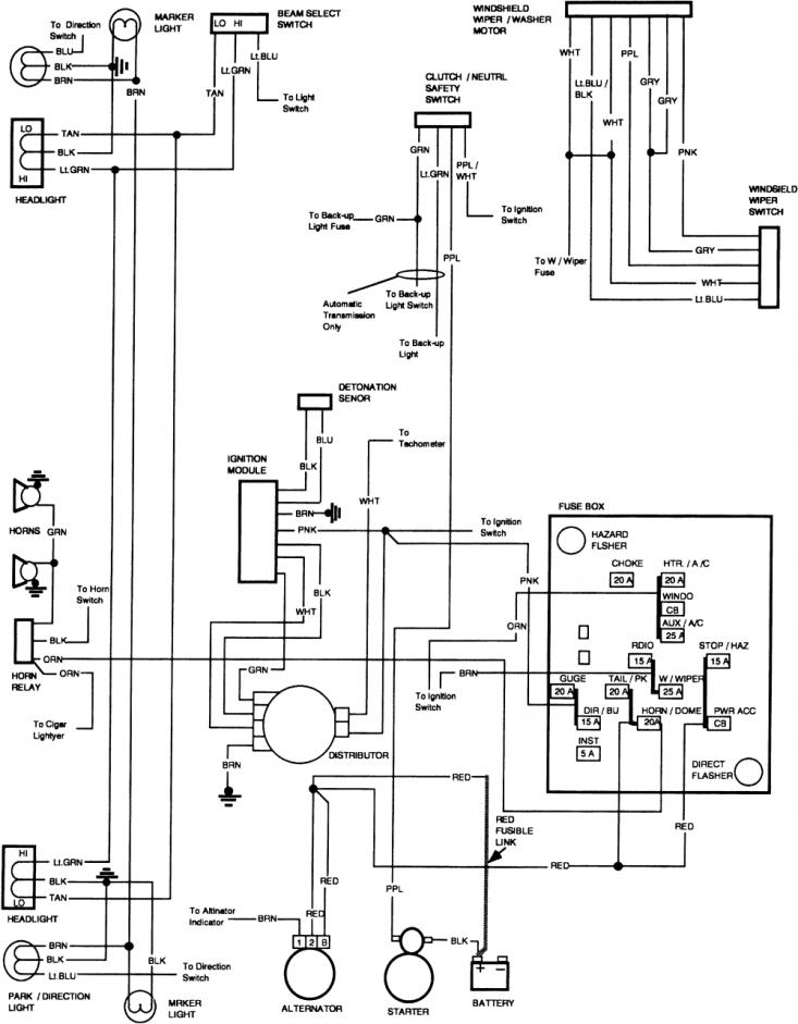 looking for wiring diagrams - 82 gmc 1500 | gm truck club forum  gm truck club forum