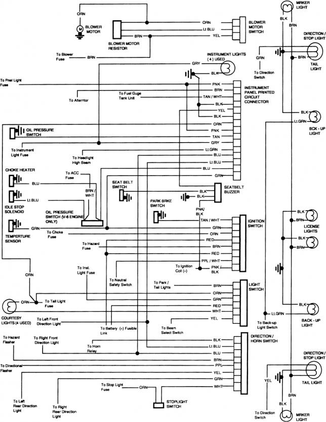 Looking For Wiring Diagrams 82 Gmc 1500 Gm Truck Club Forum