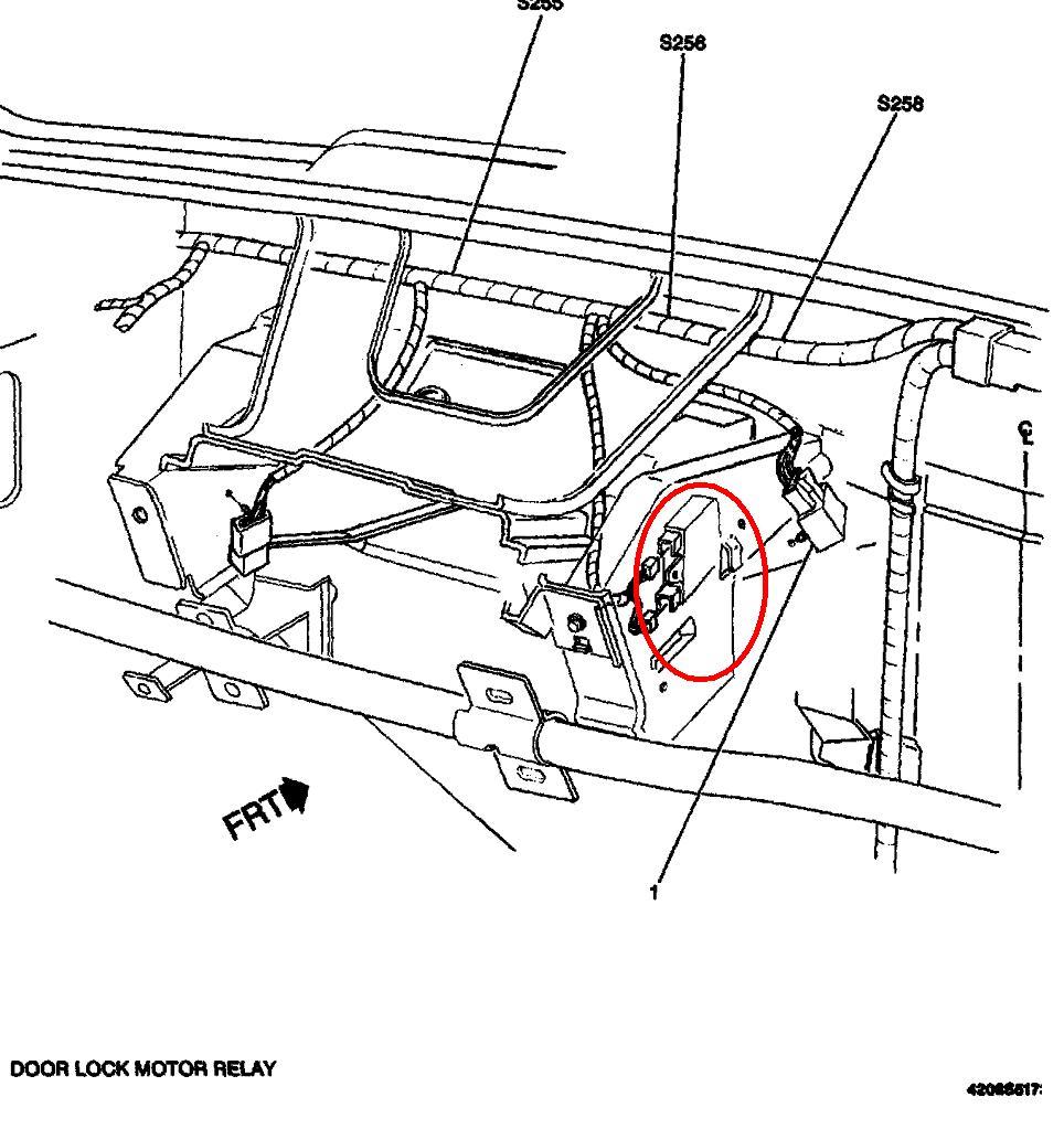 Door locks locking and unlocking on their own - 1998 Chevy Suburban | GM  Truck Club ForumGM Truck Club Forum
