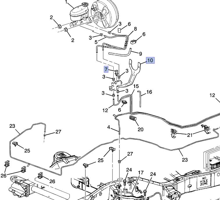 03 Z66 Brake Fluid Level Sensor Wiring Gm Truck Club Forum