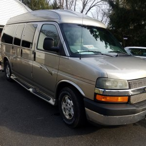 '04 Express ,Explorer Conversion